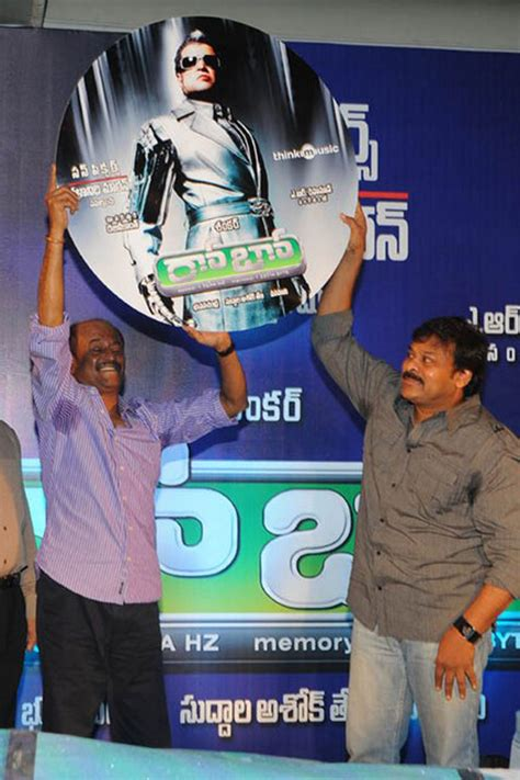 film robot mp3 download robo audio release in hyderabad by chiranjeevi telugu