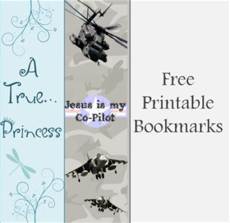 printable army bookmarks free printable bookmarks princess and god s army free
