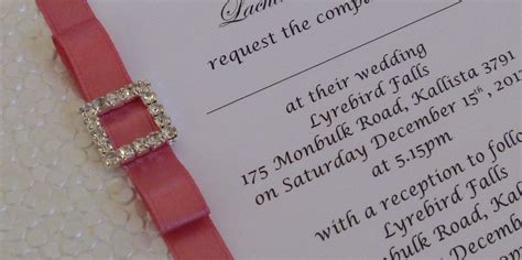 Handmade Wedding Invitations Sydney - wedding invitations sydney wedding ideas
