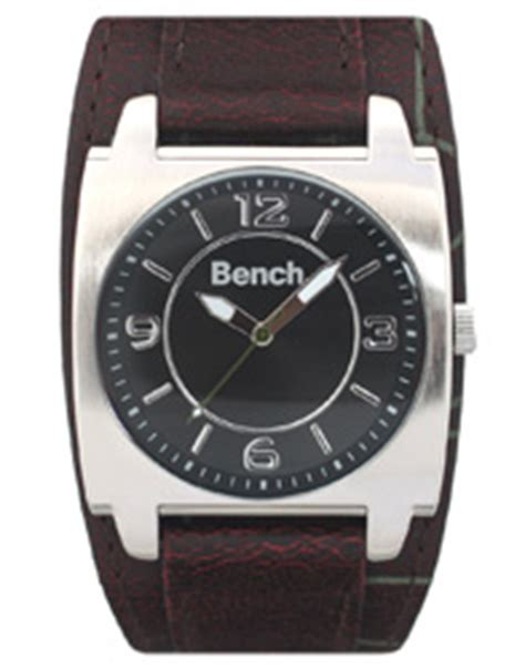 bench wrist watch bench strap watch 13 best gifts for men under 100