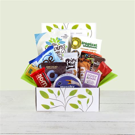 Souvenir Pernikahan Tas Pack Box the goodness project healthy vegan gluten free subscription boxes and gift hers