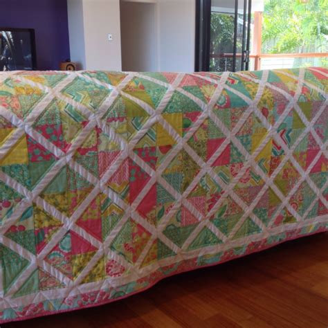 Quilt And Co by Throwback Thursday Exploding Block Quilt