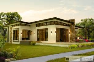 Bungalow House Floor Plans And Design by Budget Home Plans Philippines Bungalow House Plans