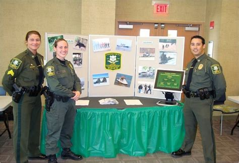 environmental conservation officers