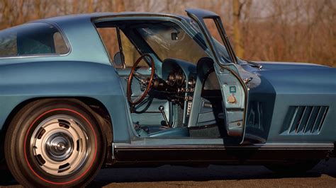 1967 corvette vault find heading to auction for the