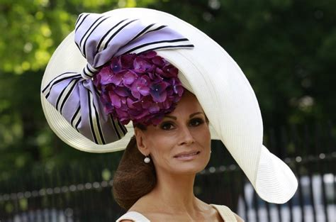 royal hats at the royal ascot races pictures
