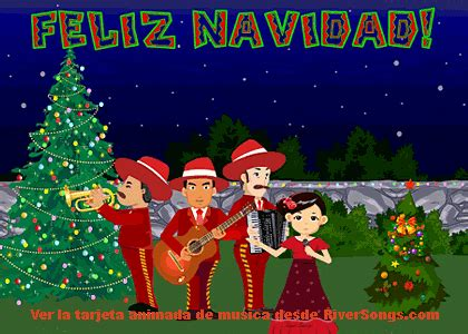 imagenes animadas de feliz navidad gratis tarjetas de navidad postales de navidad gratis riversongs