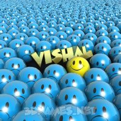Name Vishal Wallpaper