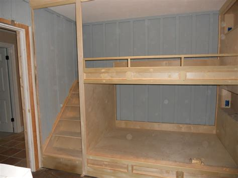 Diy Built In Bunk Beds 15 Diy Built In Bunk Beds Ideas Dma Homes 34978