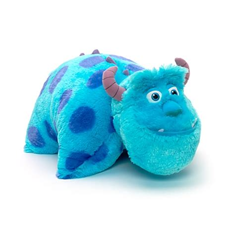 Bantal Sulley Inc Sulley Pillow monsters inc sully pillow pal bed cushion plush bnwt disney soft ebay