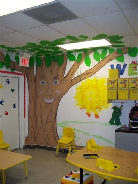 pin  usha iyer  paintings   preschool wall
