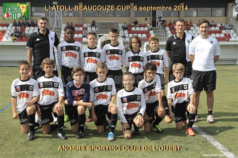 End Cup Rollet angers sco edition 2014 equipes participantes