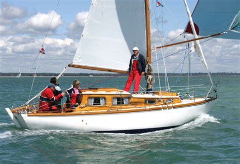day cabin boats ten cabin yachts for under 163 10 000 classic boat magazine