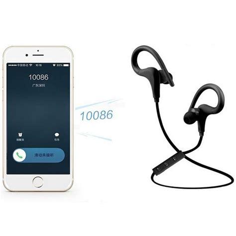 Power Sport Bluetooth Earphone With Microphone Kin 77 power sport bluetooth earphone with microphone kin 77 green jakartanotebook