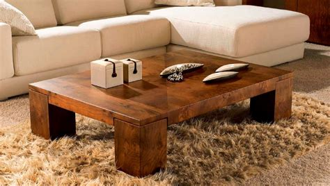 Wooden Living Room Table Modern Furniture New Contemporary Coffee Tables Designs 2014 Ideas