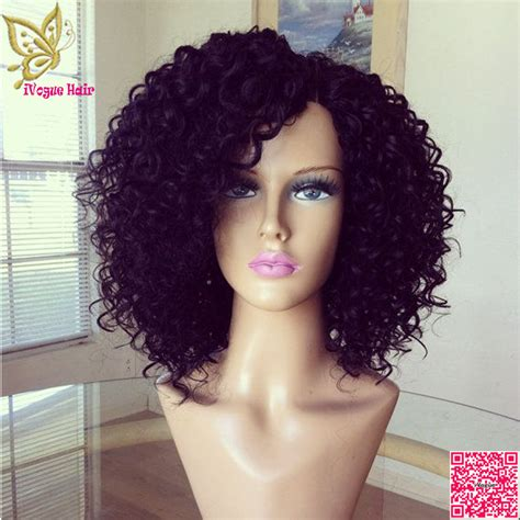why is my hair curly in front and straight in back virgin peruvian kinky curly glueless human hair full lace