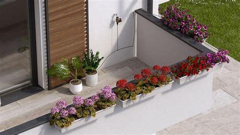idee terrazzo fiorito balcone fiorito
