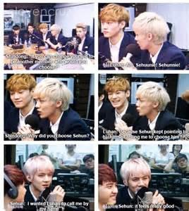 Exo Funny Memes - exo meme hunhan moments d i forgot who to credit