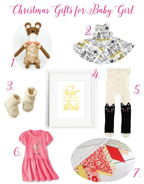 holidays christmas gift guide for baby girl mirabelle
