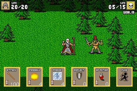 pixel quest rpg » android games 365 free android games