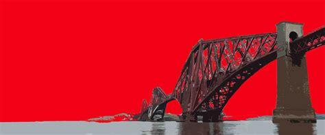 Digital Bridge Limited forth rail bridge limited edition by stephen o neil