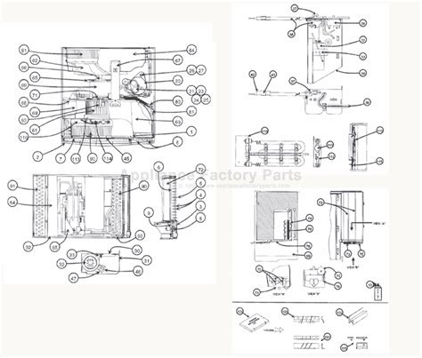 carrier air conditioner parts diagram carrier window unit wiring diagram get free image about