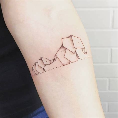 Origami Tattoos - 25 best ideas about origami on masking