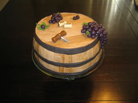 barrel cake wine barrel cake cakecentral com