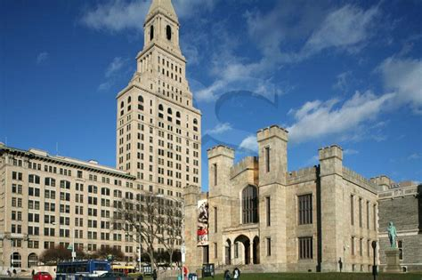 Travelers Tower and Wadsworth Atheneum 2,