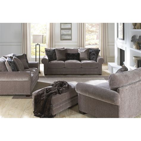 Living Room With Sofa Living Room Sofa Loveseat 43410 Living Room Furniture Conn S