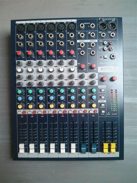 Soundcraft Epm 6 soundcraft epm6 image 713017 audiofanzine