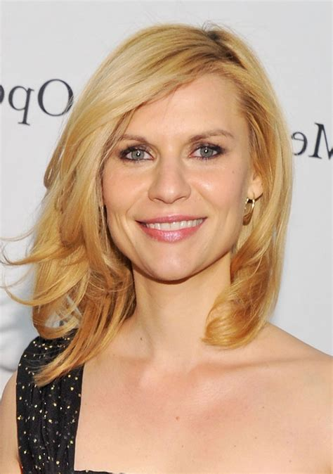 danish haircuts for women claire danes casual layered medium blonde hairstyle for