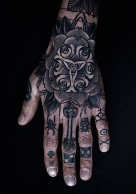 tattoo on hand bad idea hand tattoos for men designs and ideas for guys