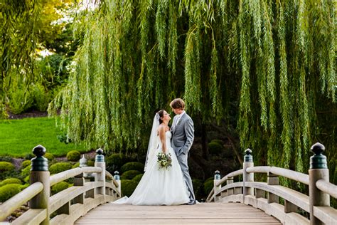 Botanical Gardens Weddings Chicago Botanic Garden Wedding Katy Steve