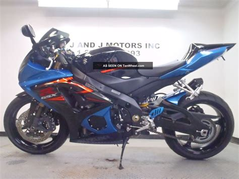 Suzuki Sports Bike Price 2007 Suzuki Gsx R1000 Sport Bike Um10004 Jb