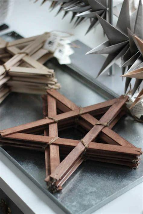 Holz Design Vorlagen 1001 Ideen F 252 R Weihnachtssterne Basteln Freshideen
