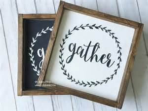 Halloween Craft Printables Free - diy gather mini signs