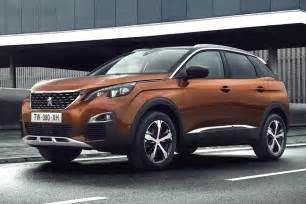 Peugeot 3008 Colours