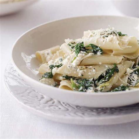 lidia bastianich recipes fast weekday pasta ricotta lidia bastianich and spinach