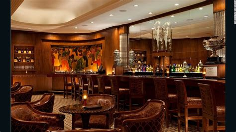 top hotel bars 30 of the world s best hotel bars cnn com
