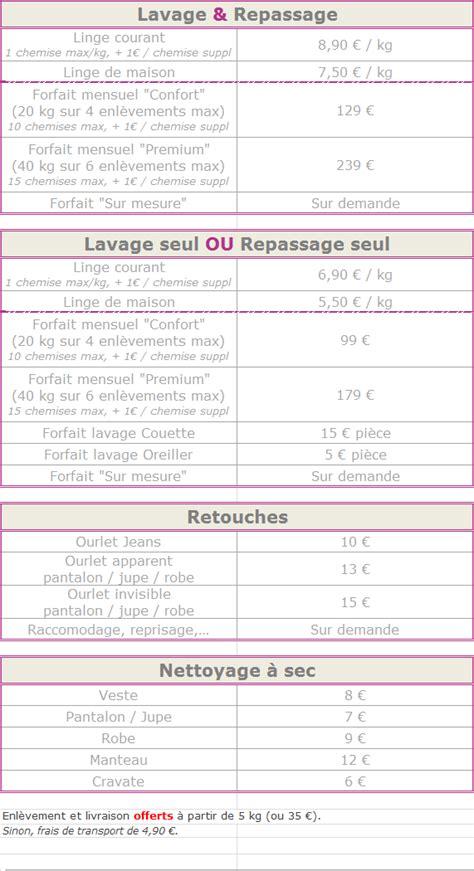 Prix Nettoyage Couette by Prix Pour Laver Une Couette Au Pressing
