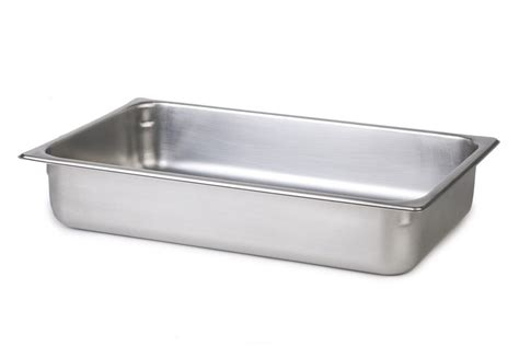 Pan Insert food pan insert size 4 quot a b partytime rentals