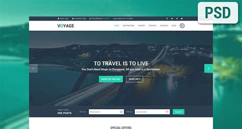 Homepage Design Vorlagen Html 50 Free Web Design Layout Photoshop Psd Templates