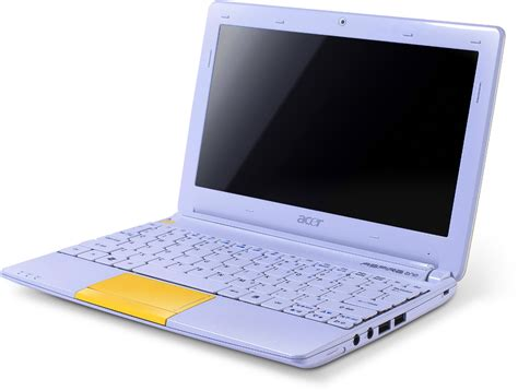 Notebook Acer Aspire One Happy Second acer aspire one happy 2 notebookcheck org