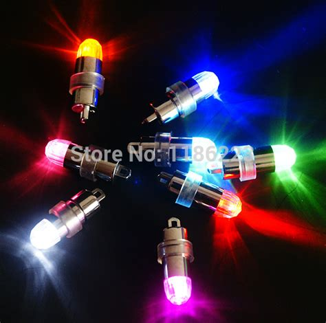 Small Led Lights For Vases by 10 Waterproof Led Mini Lights For Lanterns Balloons