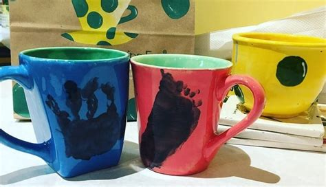 color me mine summit nj the best drop in paint your own pottery studios in nj