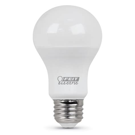 Feit Electric Led Light Bulbs 800 Lumen 3500k Non Dimmable Led Feit Electric
