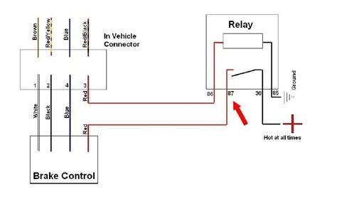 tekonsha prodigy p2 wiring diagram primus iq brake controller wiring diagram wiring diagram