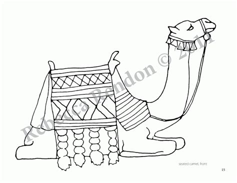 free nativity tunnel card template manger animals coloring pages coloring home