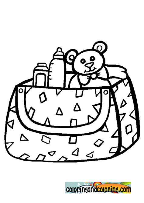 coloring pages baby items coloring pages baby stuff coloring pages coloring and